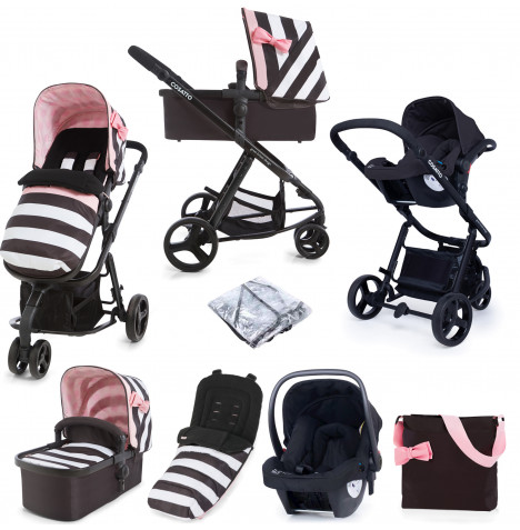 Cosatto Giggle 2 (Hold) Travel System - Go Lighty