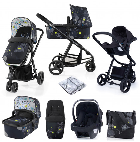 Cosatto Giggle 2 (Hold) Travel System - Berlin