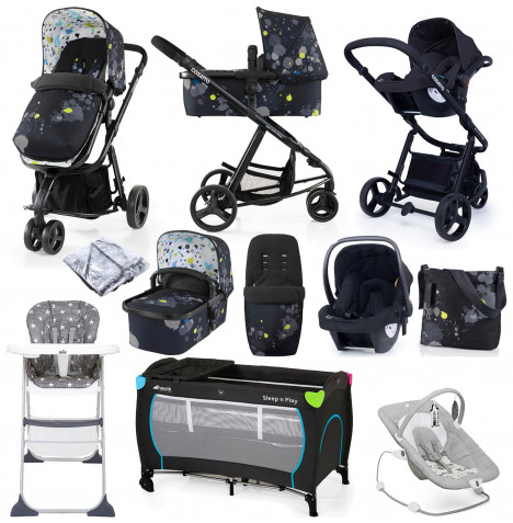 Cosatto Giggle 2 (Hold) Everything You Need Travel System Bundle - Berlin
