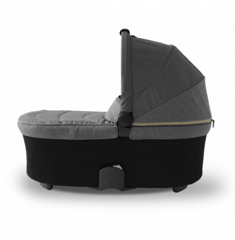 Micralite Airflow Carrycot - Carbon