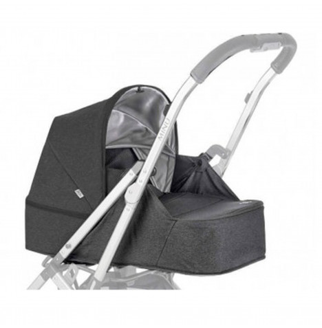 Uppababy Minu From Birth Kit - Charcoal Melange (Jordan)