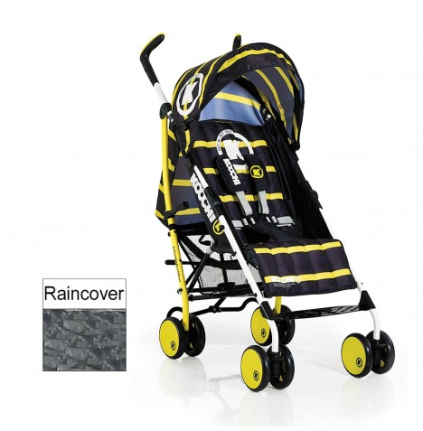 Cosatto Koochi Sneaker Stroller - Primary Yellow