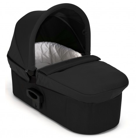 Baby Jogger Deluxe Carrycot Pram - Black