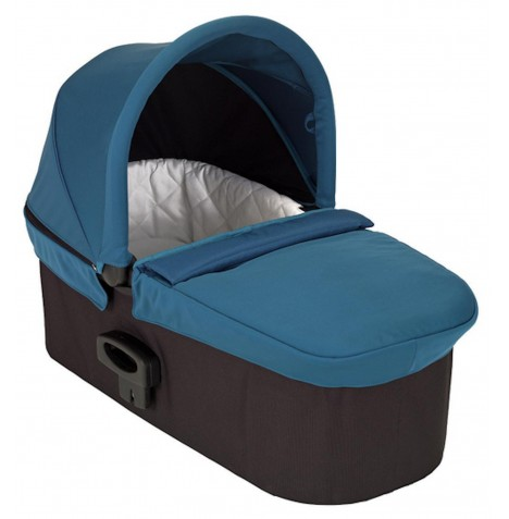 Baby Jogger Deluxe Carrycot Pram - Teal
