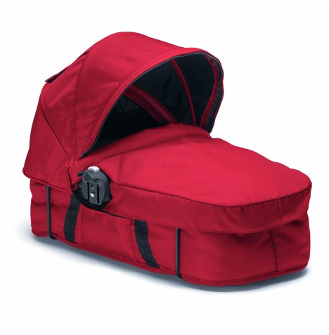 New Baby Jogger City Select Carrycot - Red