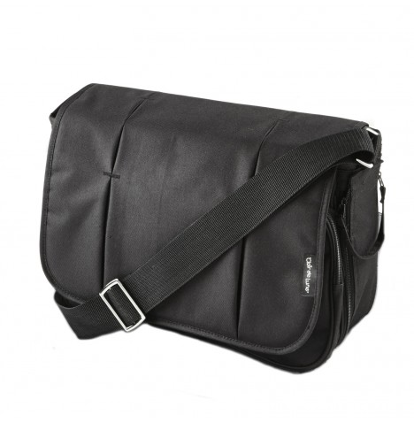 Clair De Lune Oxford Changing Bag - Black