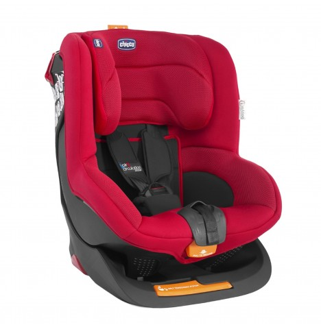 Chicco Oasys Group 1 Car Seat - Fire