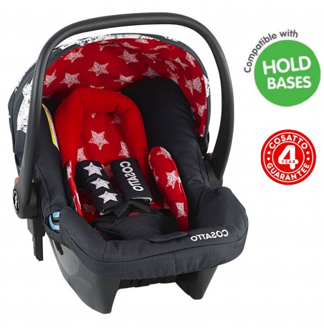 Cosatto Hold Giggle Group 0+ Baby Car Seat - Hipstar