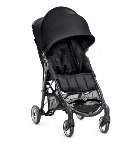 Baby Jogger City Mini Zip Single Stroller - Black