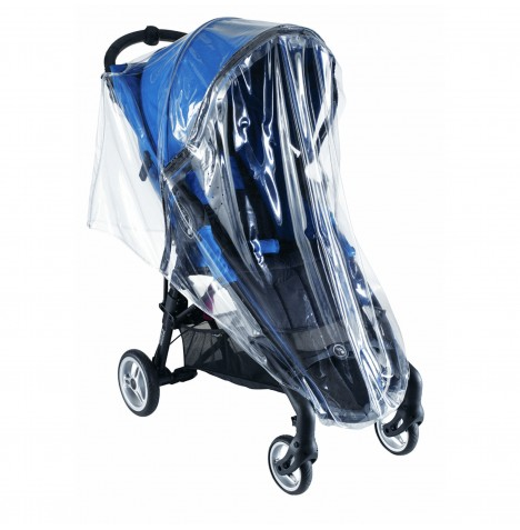 4Baby Fits Baby Jogger City Mini Zip Stroller Raincover