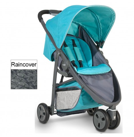 Graco Evo Mini Stroller - Latigo Bay