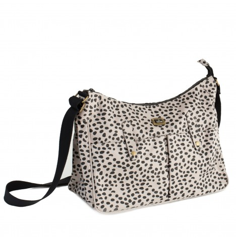 Caboodle Every Day Changing Bag - Black Spots