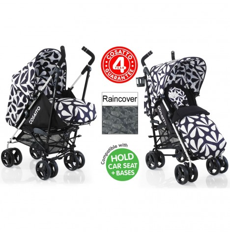 Cosatto To & Fro 2in1 Pram / Pushchair - Charleston