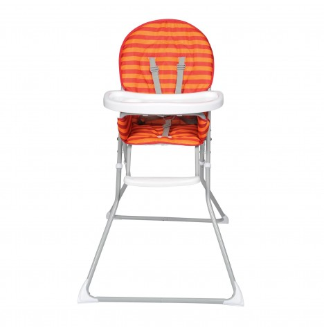 Red Kite Feed Me Compact Highchair - Garden Gang