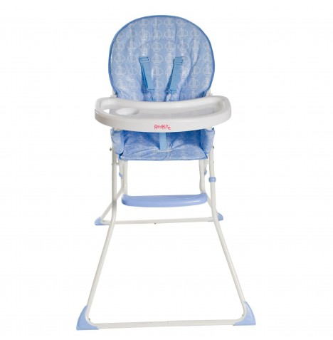 new kite sail boat blue feed me compact highchair baby