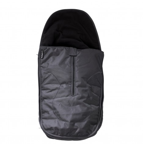 First Wheels Designer Baby Sleeping Bag / Footmuff - Charcoal