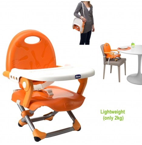 Chicco Pocket Snack Booster Seat - Mandarino..