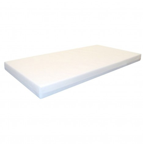 Tutti Bambini Deluxe Foam Cot Bed Safety Mattress 140 x 70cm