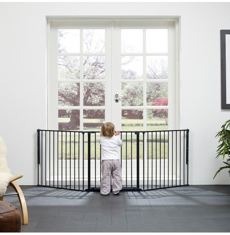 Babydan Large Configure Gate - Black
