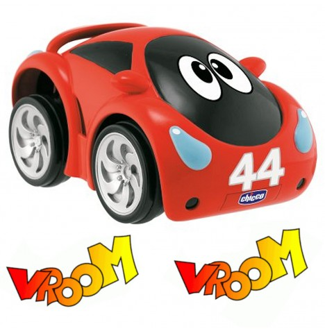 Chicco Turbo Touch Car - Wild