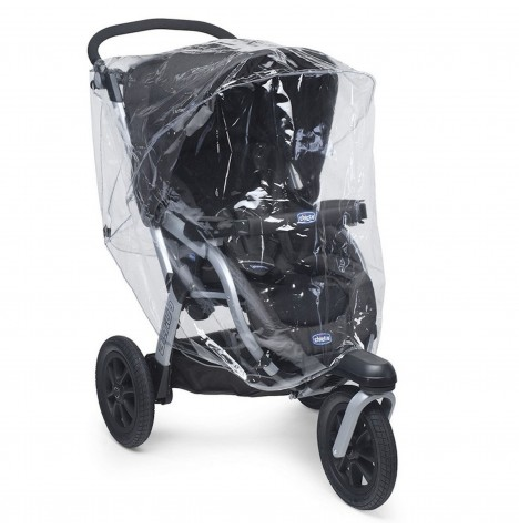 Chicco 3 Wheeler Stroller Raincover