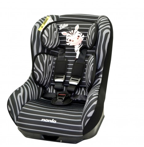 Nania SP Driver Group 0/1 Car Seat - Zebra
