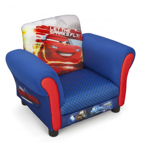 Delta Children Upholstered Chair - Disney Pixar Cars