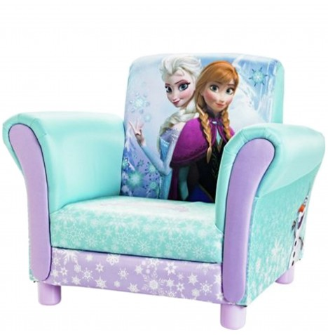New Delta Children Disney Frozen Childs Upholstered Chair