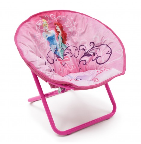 Delta Children Saucer Chair - Disney Princess