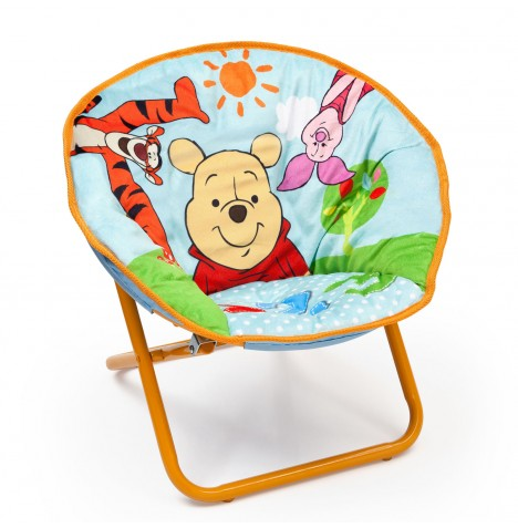 Delta Children Saucer Chair - Disney Winnie The Pooh