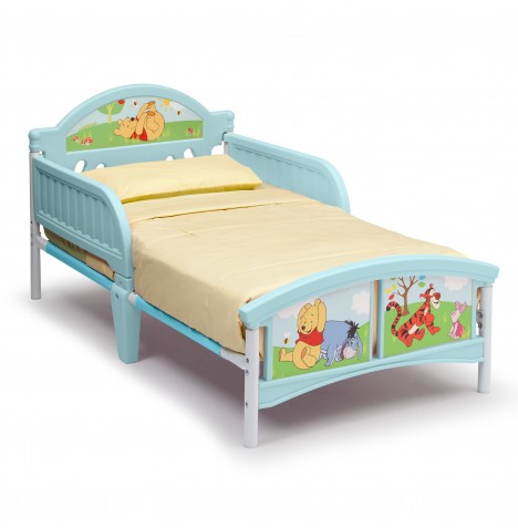 Delta Children Toddler Bed - Disney Winnie The Pooh