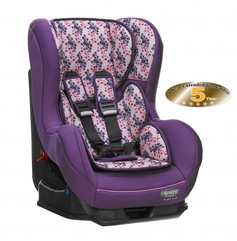 Obaby Group 0/1 Combination Car Seat - Little Cutie