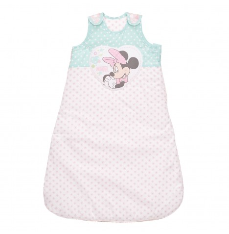 Obaby Disney Minnie Mouse Sleeping Bag 0 - 6 Months - Pink