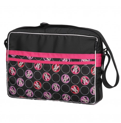 Obaby Disney Changing Bag - Minnie Circles Pink