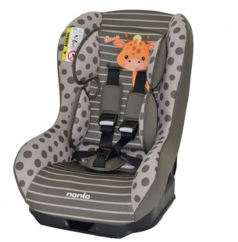 Nania SP Driver Group 0/1 Car Seat - Giraffe