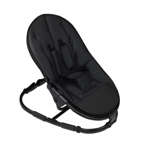 ickle bubba Rocksteady Floor Bouncer - Jet Black