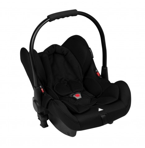 ickle bubba Galaxy Group 0+ Car Seat - Black