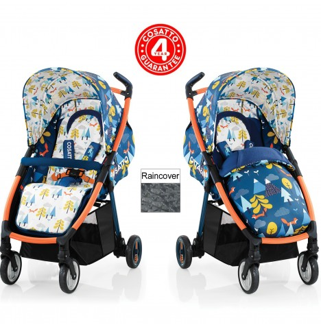 Cosatto Fly Stroller - Fox Tale