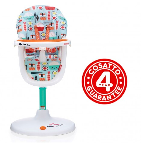 Cosatto 3Sixti2 Highchair - Chopsticks