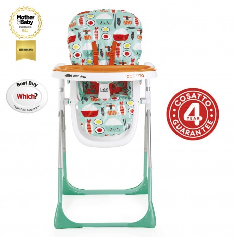 Cosatto Noodle Supa Highchair - Chopsticks