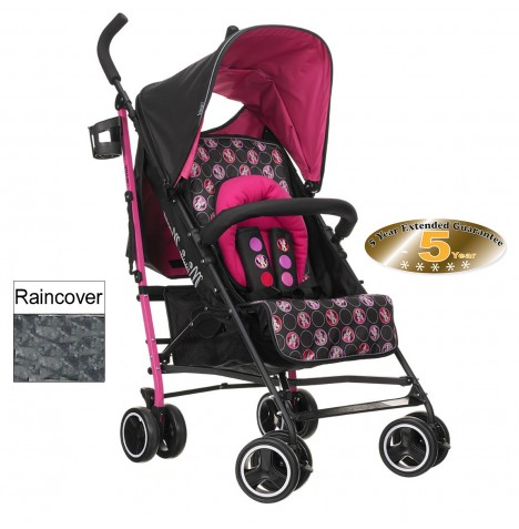 Obaby Disney Stroller - Minnie Circles