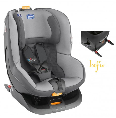 Chicco Oasys Group 1 Evo Isofix Car Seat - Moon