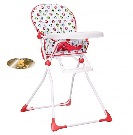 Obaby Disney Highchair - Mickey Circles