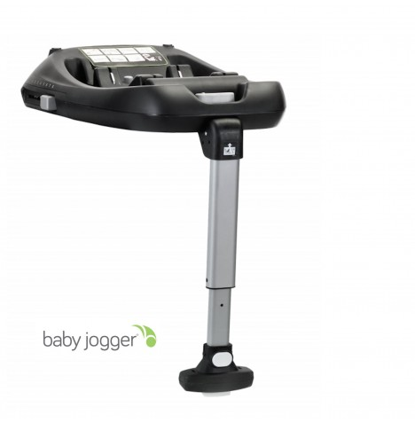 Baby Jogger City GO Isofix Car Seat Safety Base - Black