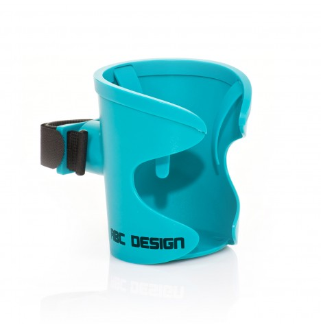 ABC Design Universal Cup Holder - Coral