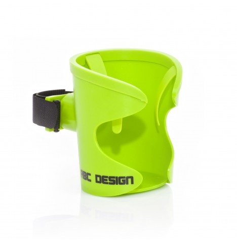 ABC Design Universal Cup Holder - Lime
