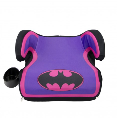 Kids Embrace Group 2,3 Car Seat Booster - Batgirl