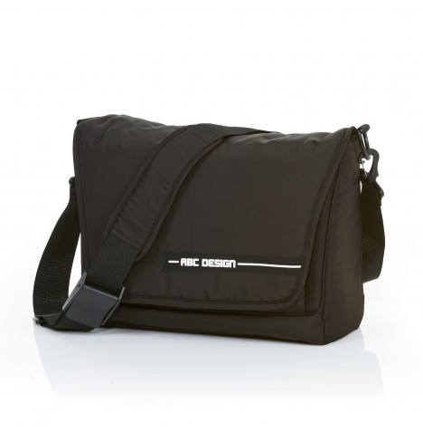 ABC Design Fashion Changing Bag - Black