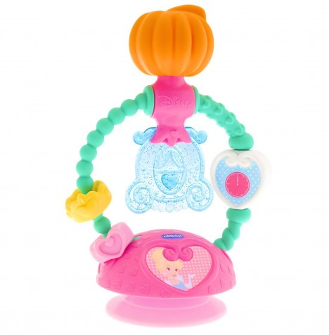Chicco Disney Princess Highchair Toy - Cinderella