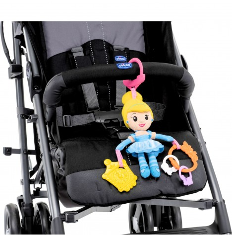 Chicco Disney Princess Stroller Toy - Cinderella